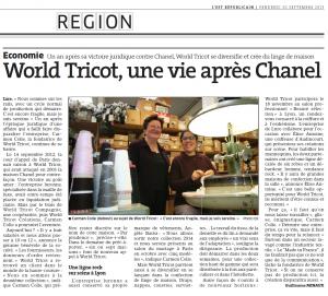 World Tricot, une vie après Chanel dans Angele Batist 2013-09-20_est_republicain_world_tricot_une_vie_apres_chanel-300x271